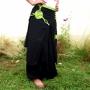 Sarouel Népal hand vert