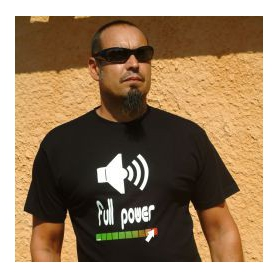 Tee shirt Full power Tee Time
