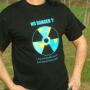 Tee shirt Nucleaire No Danger, Tee Time