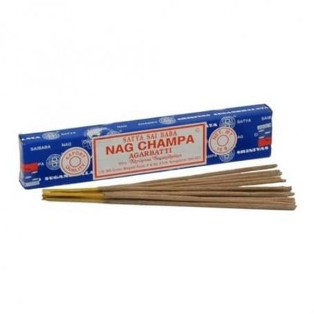 Nag champa Agarbatti bleu