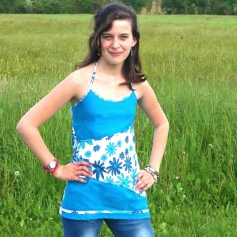 Tuniques-Robes-Jupes enfant