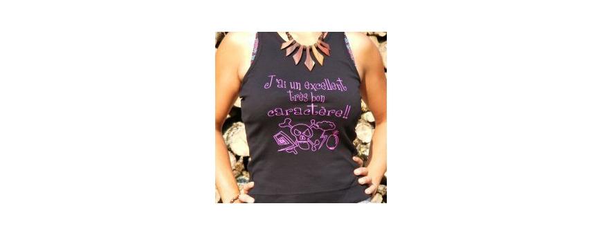 Tee shirts/ Debardeurs Femme
